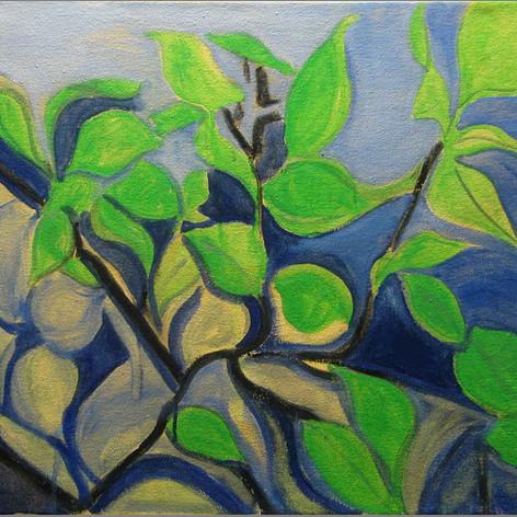 Leaf Study #4