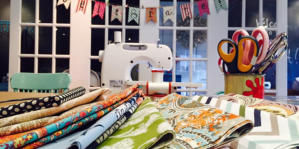 Sew What? one class 1/15