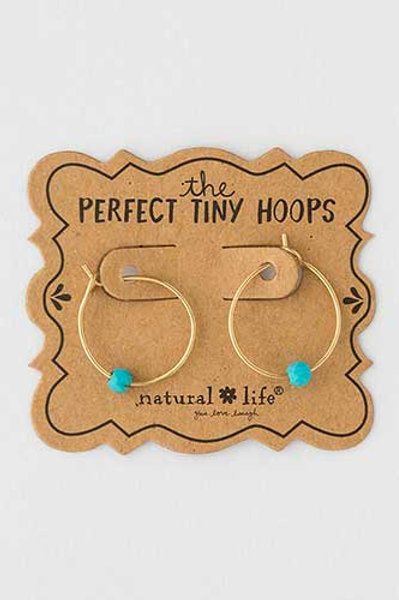 Perfect Tiny Hoops Earrings