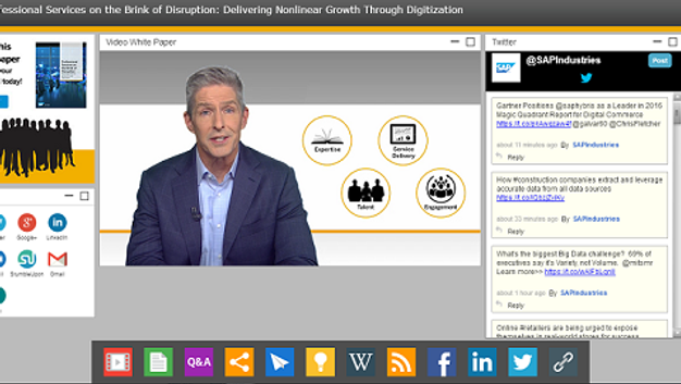 Video White Paper - How Banks Can Survive Digital Disruption