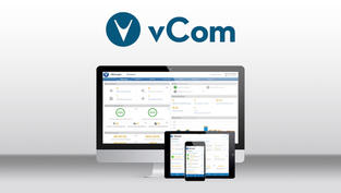 Saas Platform Overview Video for vCom