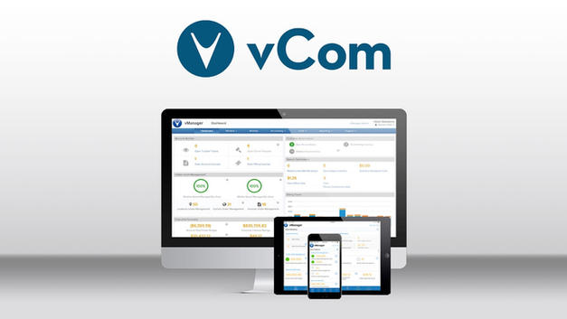 Saas Platform Overview Video for vCom