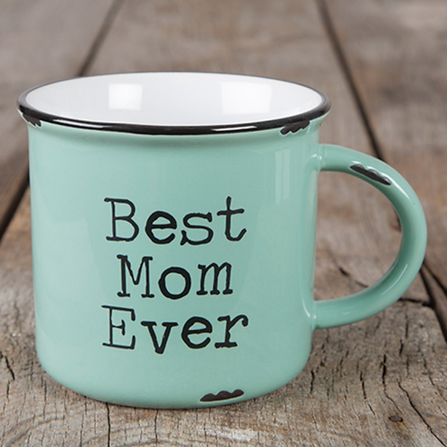Camp Mug Best Mom Ever