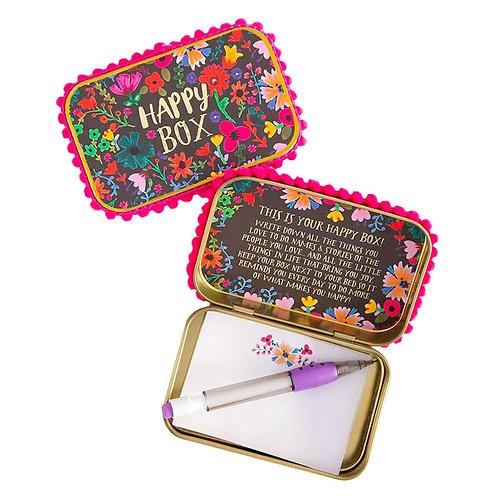 Happy Prayer Box
