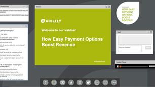Ability Best Practices Webinar Series
