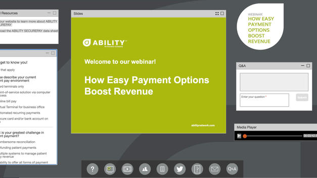 Ability Best Practices Webinar Series