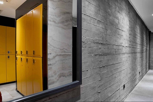 loft concrete panel