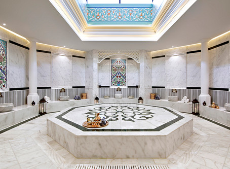 Authentic Marble Hammam