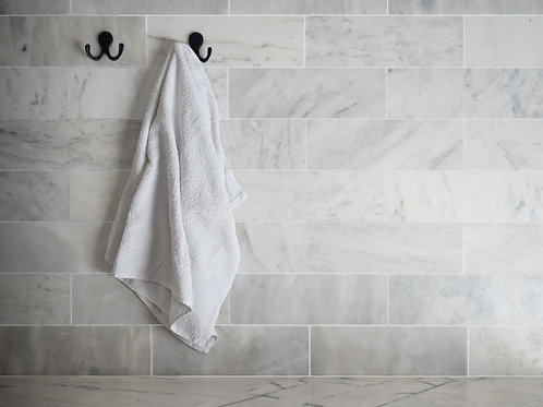 bathroom marble tiles