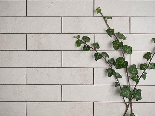 white emperador tiles