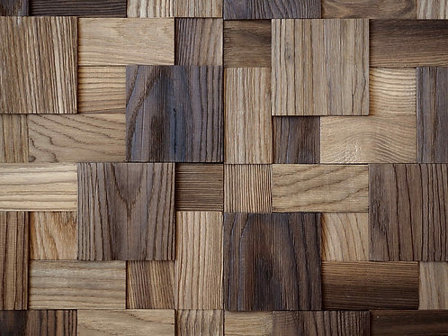 splitface wooden tiles