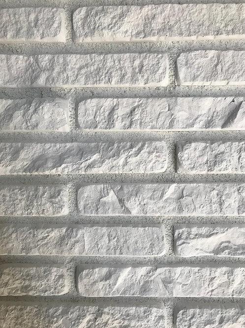white brick tiles