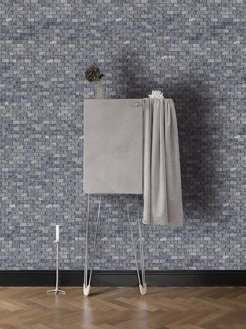 grey marble mosaic tile