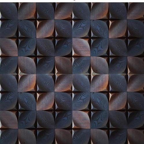 3D Wooden Mosaic Tiles
