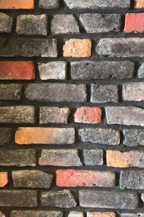 coloured bricks