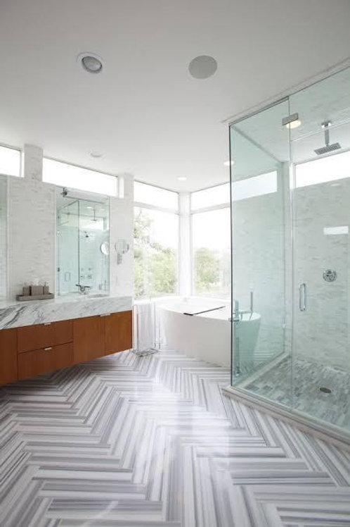 Marble Tile Equator Tiles 151,25 x 305 mm per SQM