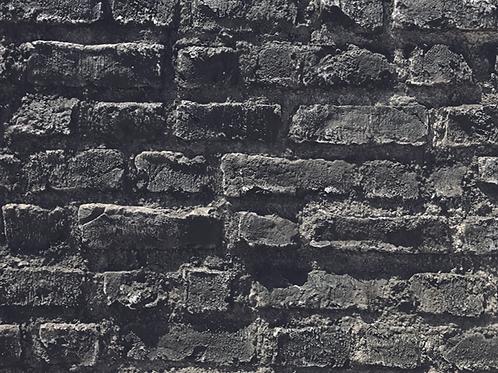 black brick cladding