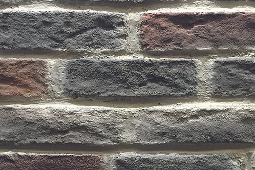 rustic brick cladding