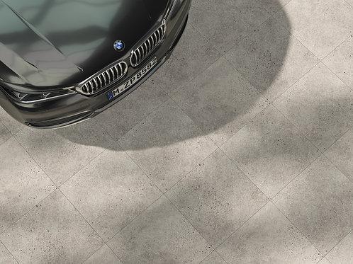 gray outdoor porcelain tiles