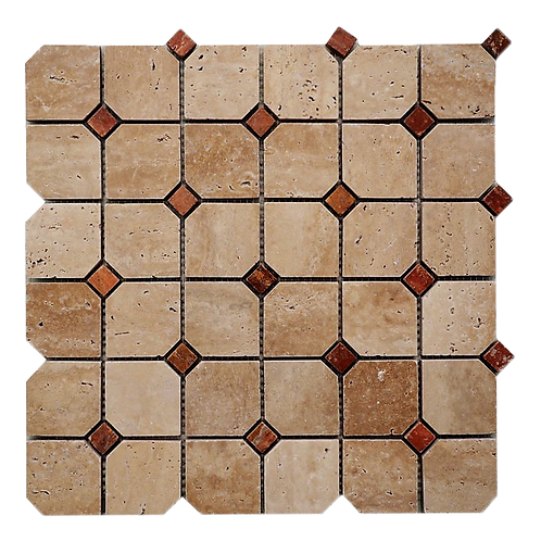 travertine victorian tiles