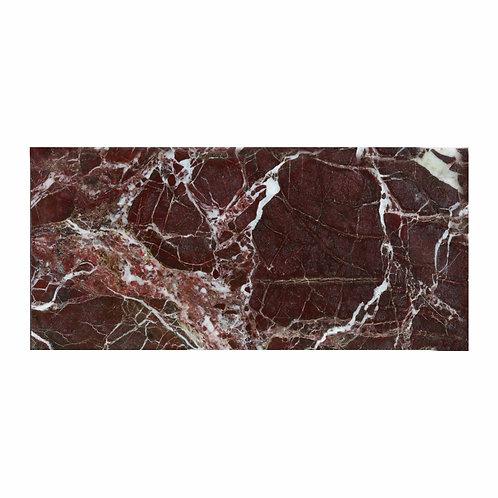 Marble Tile Rosso Levanto Marble Tile 151,25 x 305 mm Per SQM