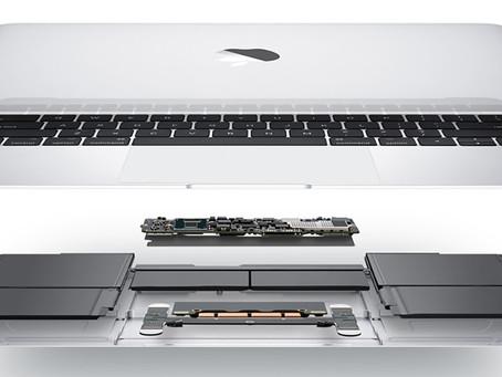 Экономия заряда батареи на MacBook