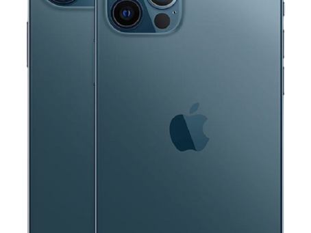 iPhone 12 Pro и сканер LiDAR