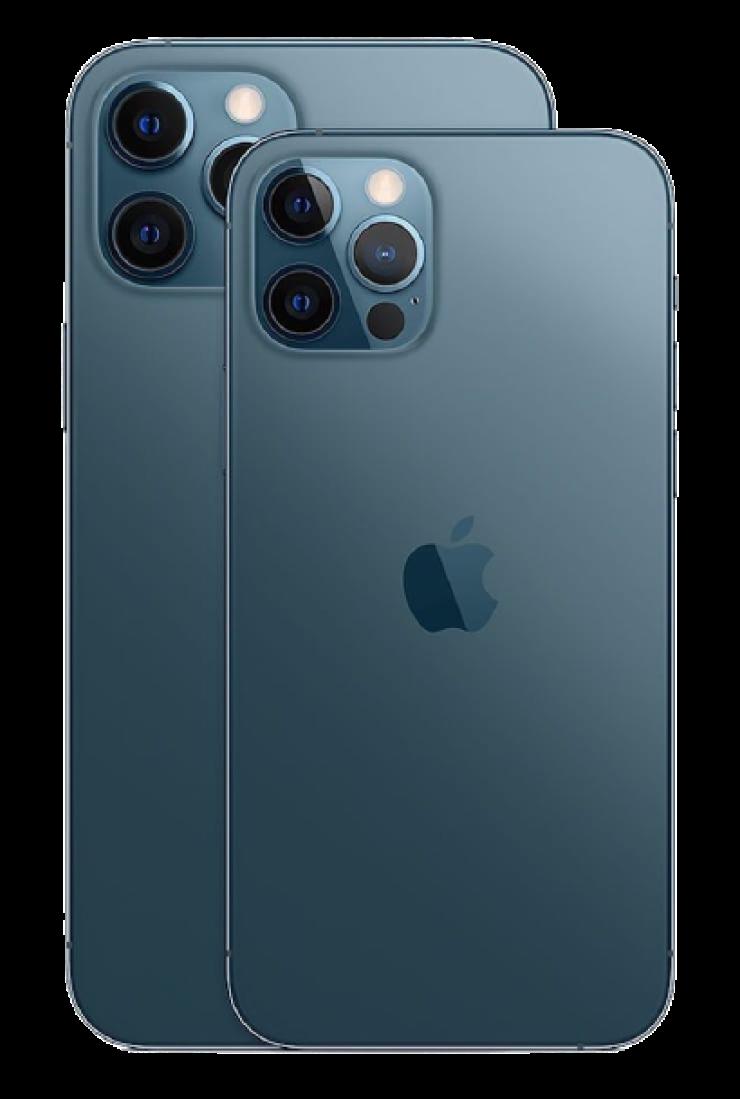 LIDAR в iPhone 12 Pro