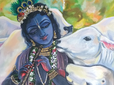 3 Lord Krishna Paintings you need to check out