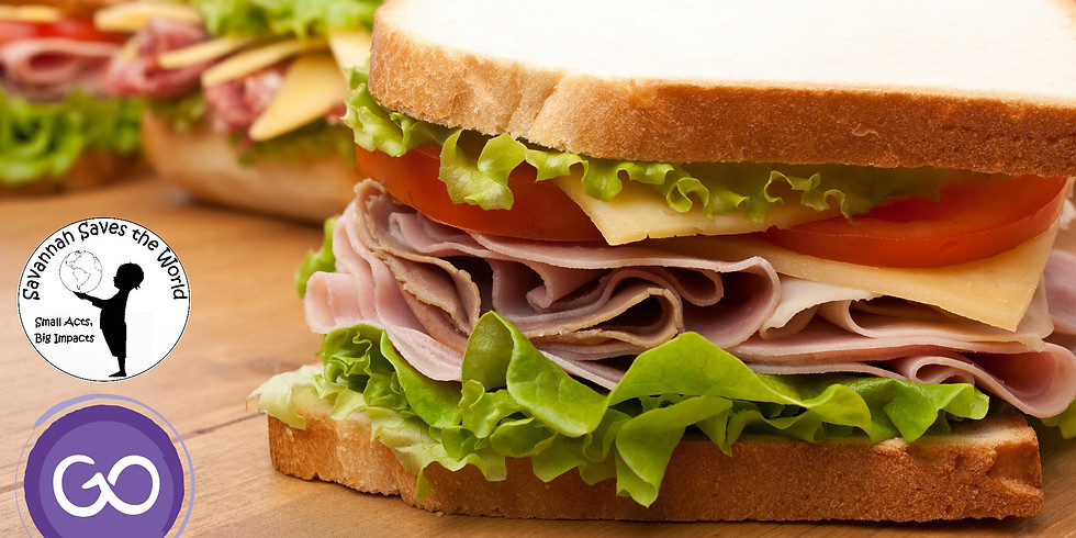 Pack Sandwiches for Twin Cities Homeless Population