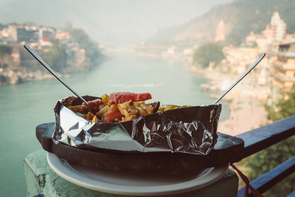 Restaurant in Rishikesh