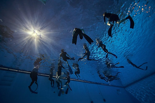 Session d'été/Summer session!! Entraînements dirigés piscine extérieure