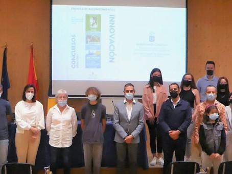 """Distinciones de las iniciativas """"30 de Mayo. Patrimonio de Canarias"""""""