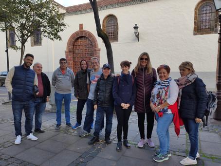 Visita cultural a la ciudad de La Laguna