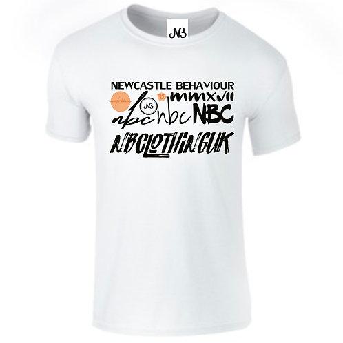 Nbc Collage T-shirt