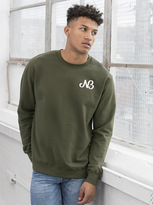Basic logo Jumper