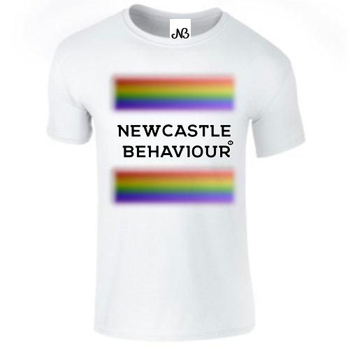 NB pride fade T-shirt