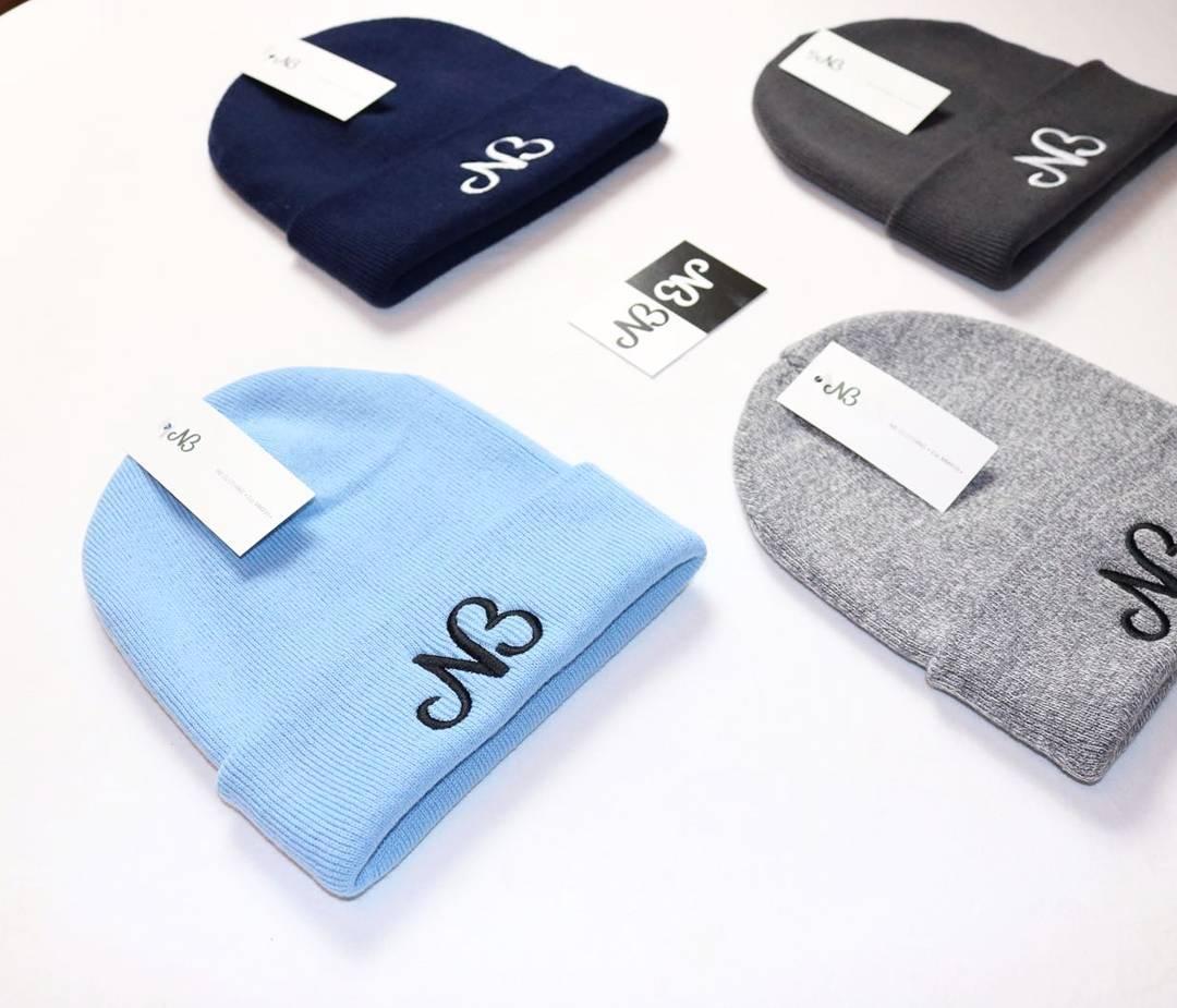 Basic Logo Woolly Hat