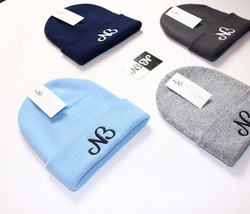 Basic Logo Woolly Hat
