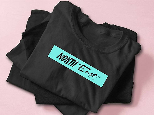 North East T-shirt (Electric Blue)