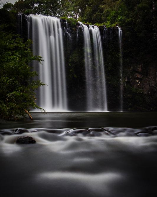 Silky Dangar Falls