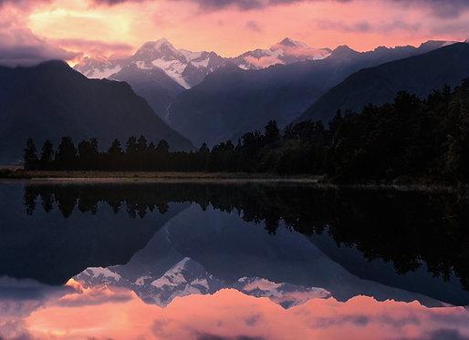 Mount Cook Mirror