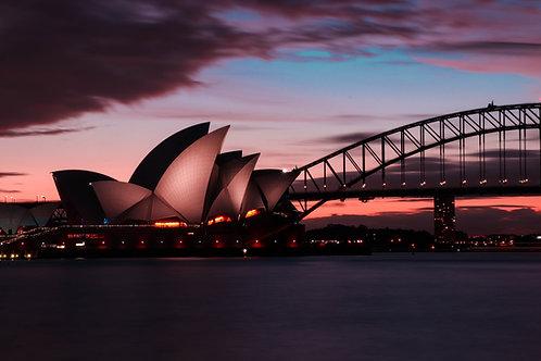 Iconic Sunset