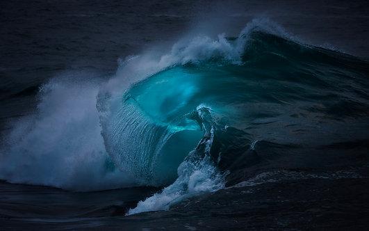 Neon Ocean