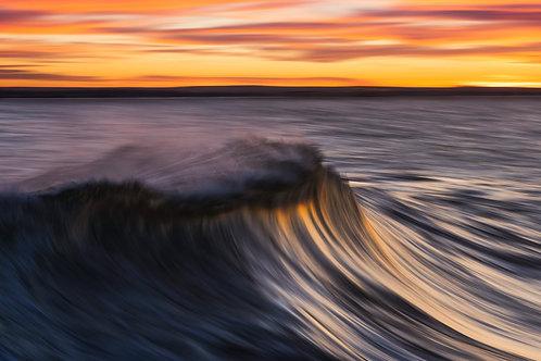 Sunset Silk