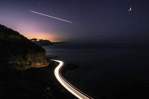 Night life at Sea Cliff