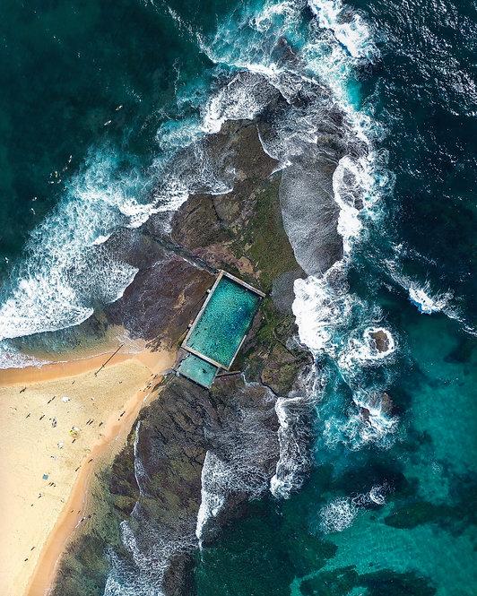 Mona Vale Ocean Pool