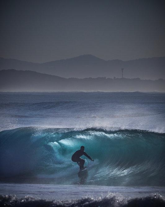 Glass Surfer