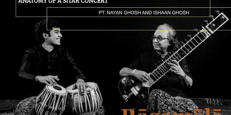 Anatomy of a Sitar Concert