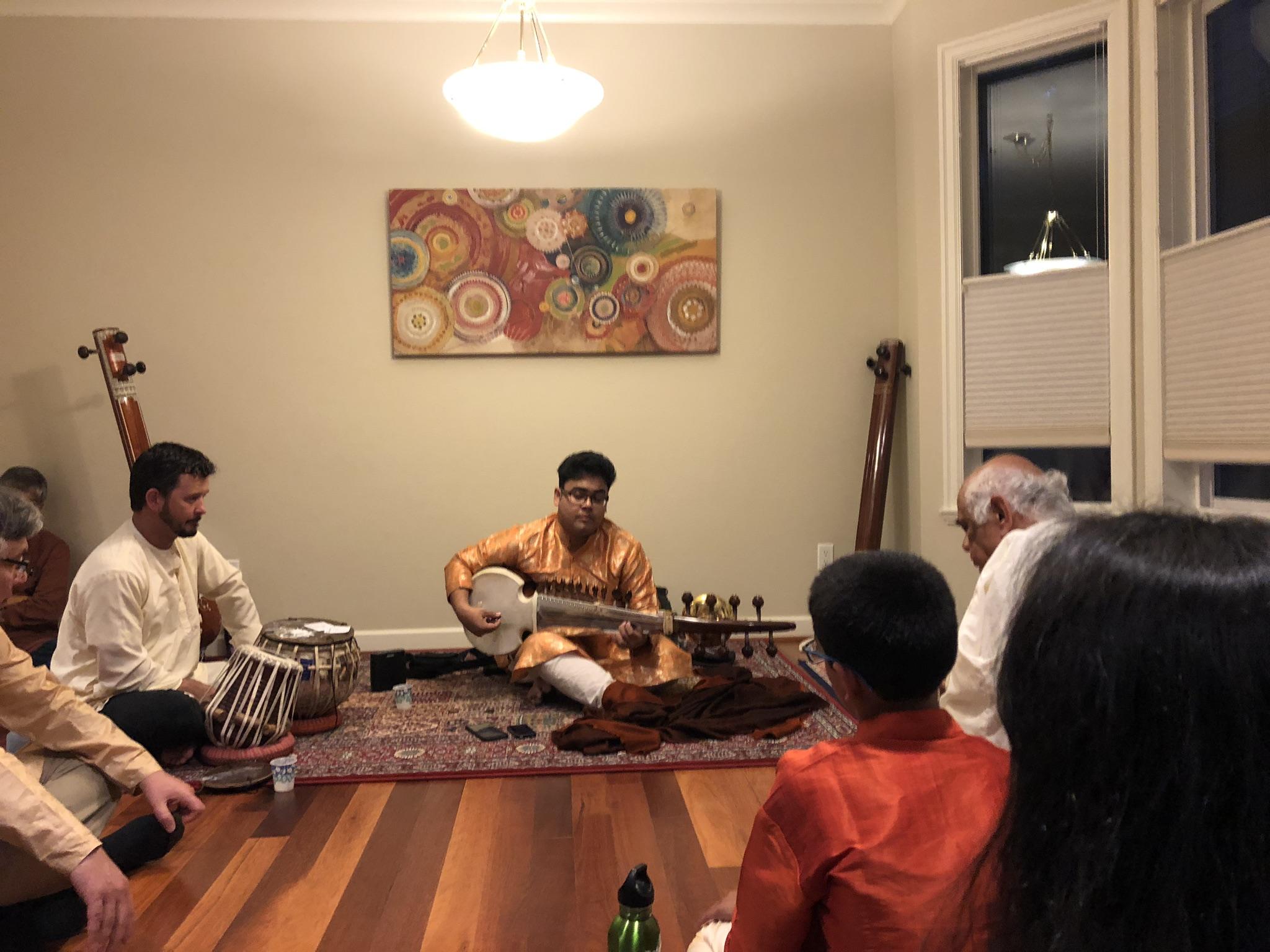 Baithak: Indrayuddh Majumdar